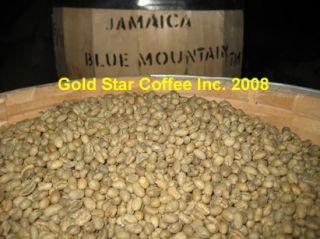lbs Jamaican Blue Mountain Pea Berry Green Beans