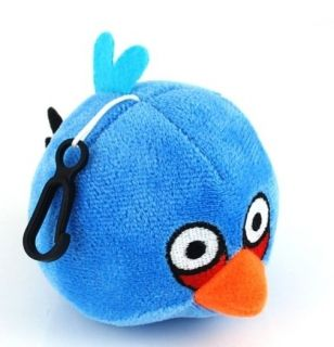 5pcs 3 Angry Bird iPhone Game Plush Toy Set Cute Soft