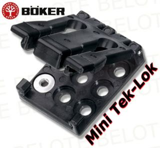 Boker Plus Mini Tek Lok Knife Belt Clip System 09BO506