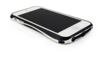 New & Genuine DRACO 5 ALUMINUM BUMPER for iPhone 5 METRO BLACK COVER