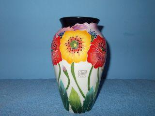 Blue Sky Clayworks Jmcoll Beautifull Ceramic Vase