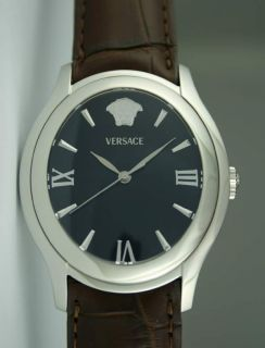 Versace Medusa Mens Bond Street Swiss Watch OLQ99D008