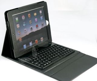 Foldable Case Stand Wireless Bluetooth Keyboard for iPad 2 New ipad 3