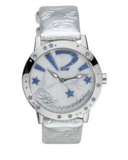 Blumarine Ladies Watch Stainless Mother Pearl White model bm 3086ls 19