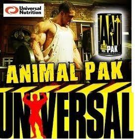 Universal Animal Pak 44 Pack Paks Animalpak Worldwide Priority 44 Pack