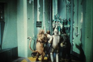 OF OZ LPP Color Film Judy Garland Frank Morgan Ray Bolger Jack Haley