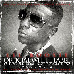 Lil Boosie Official White Label Vol 2 Rap Mixtape