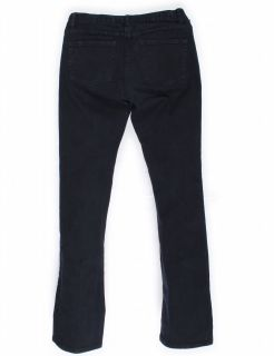 low rise dark blue bootcut jeans by j crew size 28 dark blue bootcut