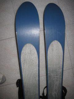 RARE KARHU Boreal 130 Sliding Snowshoe Ski with Bamboo Poles Cross