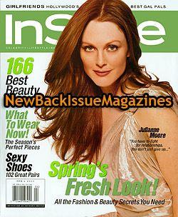 InStyle 4 04 Julianne Moore Shannon Elizabeth Boreanaz
