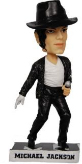 Michael Jackson King of Pop Bobblehead