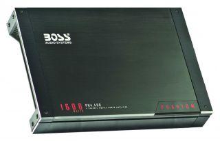 New Boss PH4400 1600W 4 CH Car Audio Amplifier Amp 4 Channel 1600 Watt