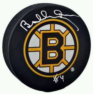 Bobby Orr Boston Bruins Autographed Puck