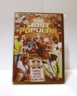 The Most Popular DVD 2 Music Videos Mix Rap Hip Hop R B