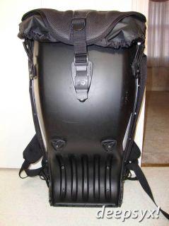 Boblbee Megalopolis Aero Hardshell W/ Cargo Camera bag backpack apple