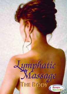 Lymphatic Drainage Medical Massage Full Body Video DVD