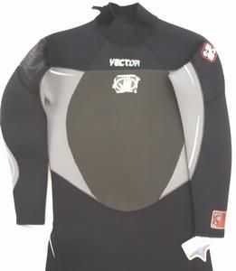 Body Glove Vector 4/3 Full Length Wetsuit / Wet Suit Surf Body Board