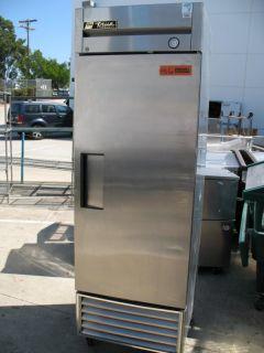 Single Door Freezer Stainless Steel Beverage Air Refrigerator