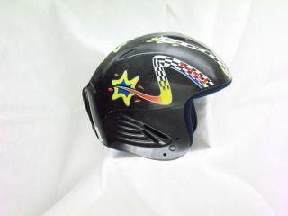 Used Boeri Youth Apollo Ski Snowboard Helmet