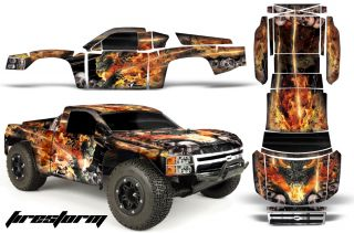 AMR RC Graphic Decal Kit Upgrade Proline Chevy Silverado 4 Traxxas