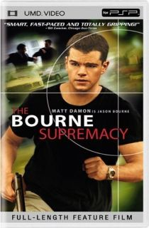 The Bourne Supremacy UMD for PSP 2005
