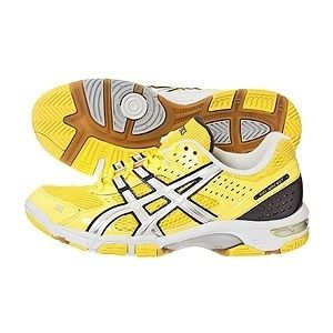 Ladies Asics Gel Rocket Volleyball Shoes Sample B053N 1601