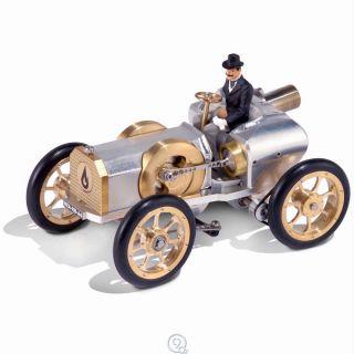 Herman Bohm Stirling Engine Seit 1990 Desktop Sportscar A4 1900