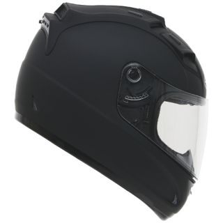 New GMAX GM68 Full Face Light Up Street Helmet Matte Black Size Medium