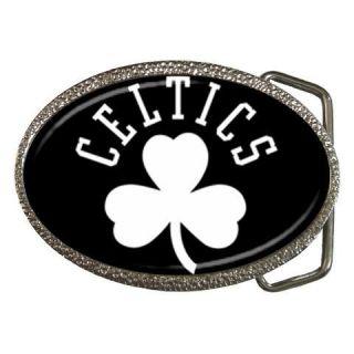 Boston Celtics Metal Belt Buckle