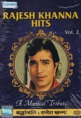 Rajesh Khanna Hits Vol 2 Bollywood Songs DVD