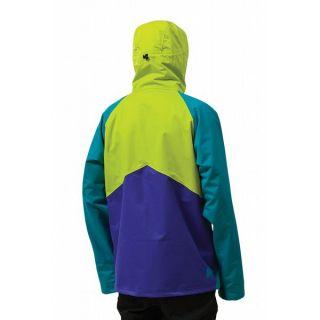 Bond Ski Snowboarding Mens Civil Jacket Large Pagoda New