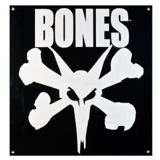 Powell Peralta Rat Bones Skateboard Banner