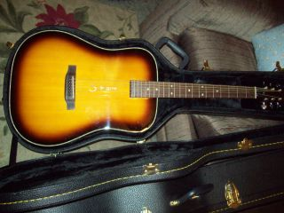 Boulder Creek Solitaire R2 C Acoustic Guitar with Hardcase