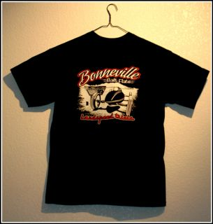 bonneville salt flats land speed racing old school style belly tank t