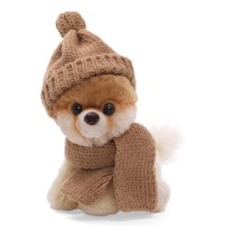Gund Itty Bitty Boo The Worlds Cutest Dog 003 Plush Toy SHIP Now