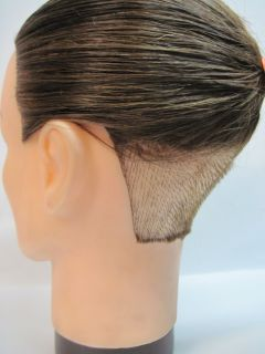YMX900M6 Mannequin Head Cosmetology School Practice Hair