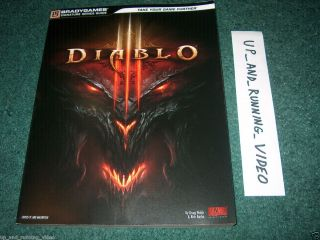 DIABLO III SIGNATURE SERIES STRATEGY GAME GUIDE  3  BRADYGAMES