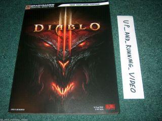 DIABLO III SIGNATURE SERIES STRATEGY GAME GUIDE  3  BRADYGAMES
