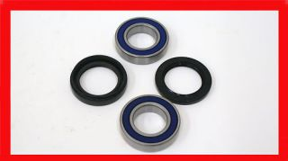 2005 Suzuki 400 Eiger 4x4 Front Wheel Bearings Seals