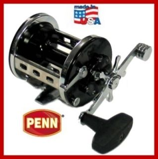 Jigmaster Conventional Fishing Rod Reel Made in USA Brand New