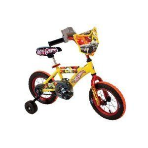 BOYS HOT WHEELS 12 INCH BIKE BY DYNACRAFT   BRAND NEW IN BOX