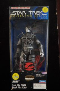 Star Trek Collector Series Borg Action Figure **
