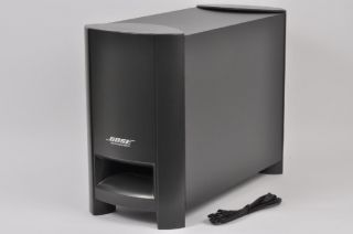 Bose PS3 2 1 Series III Powered Acoustimass Module Subwoofer GS 3 2 1