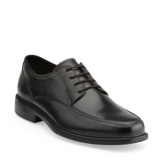 Bostonian Ipswich Mens Black Leather Comfort Dress Shoe