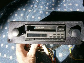 Blaupunkt Boston SQR49 Auto Am FM Cassette Stereo Radio