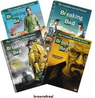 Breaking Bad Seasons 1 4 Complete Season 1 2 3 4