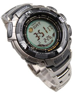 watches prg130t casio protrek triple sensor tide graph tough solar