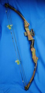 Tiger Compound Martin Archery Bow 27 Draw Length 35 50 Draw