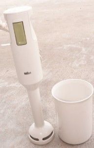 braun immersion style stick hand blender mixer 4169