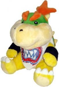 Super Mario Plush 7 Bowser Jr Soft Stuffed Plush Toy Japanese Import